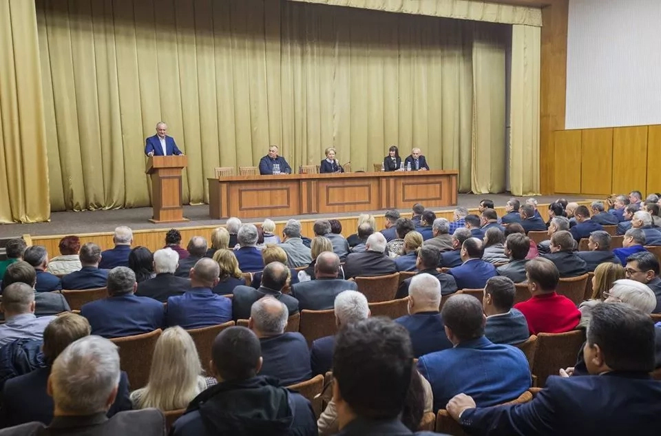 Consiliul Republican al PSRM a făcut totalurile alegerilor locale generale și a prezentat planurile de viitor