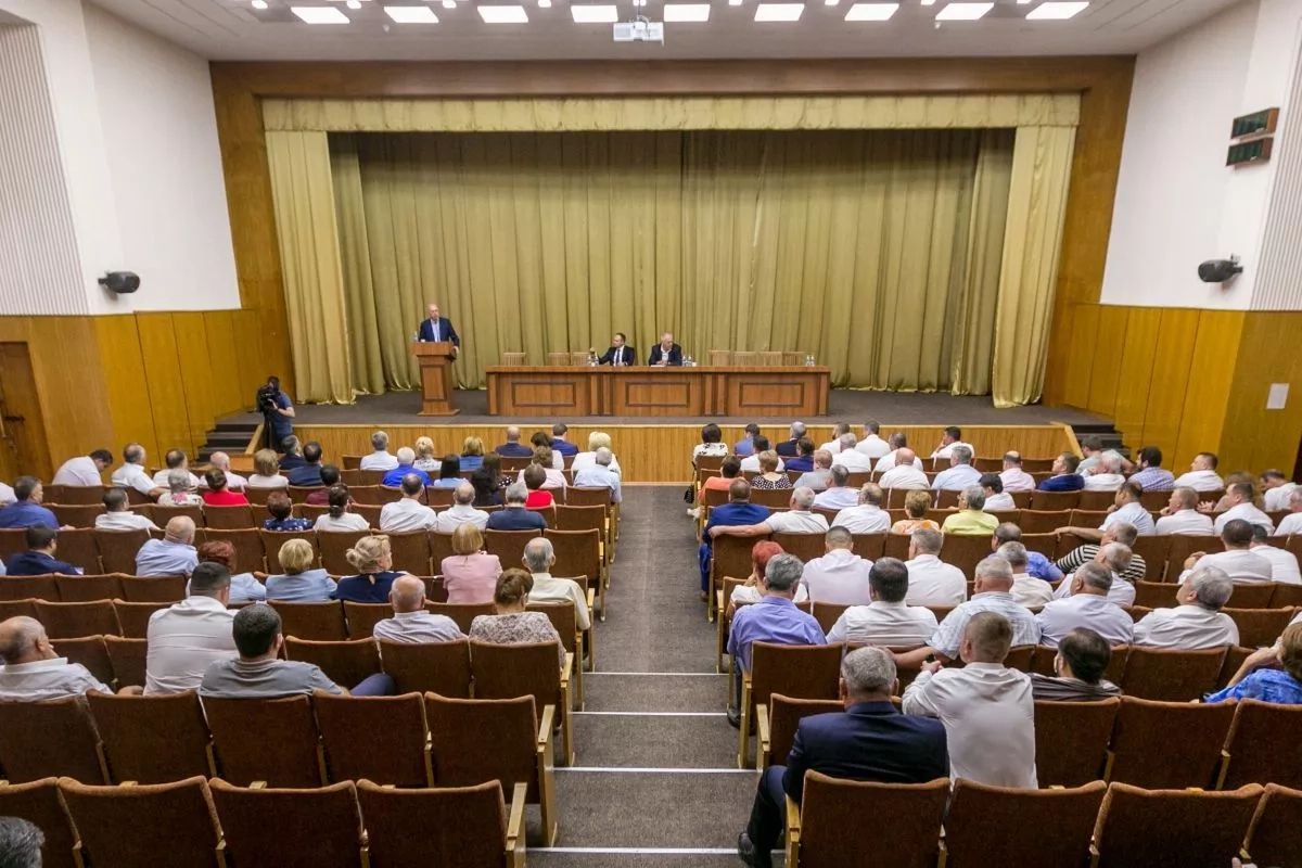 Consiliul Politic Național al PDM a decis amânarea congresului extraordinar al partidului pentru data de 7 septembrie