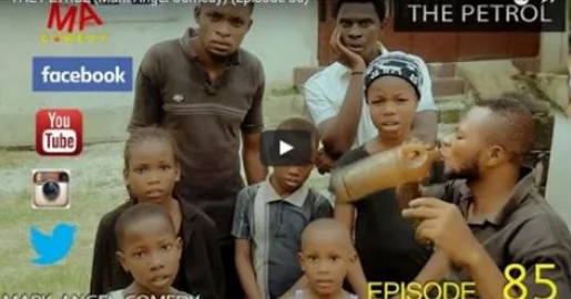 Video: Mark Angel Comedy – The Petrol (Episode 85)..... Download and Watch
