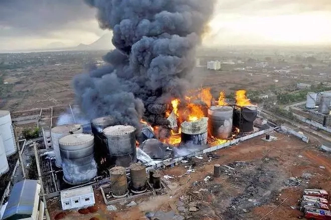 Industrial Accident: Types, Causes & Prevention tips