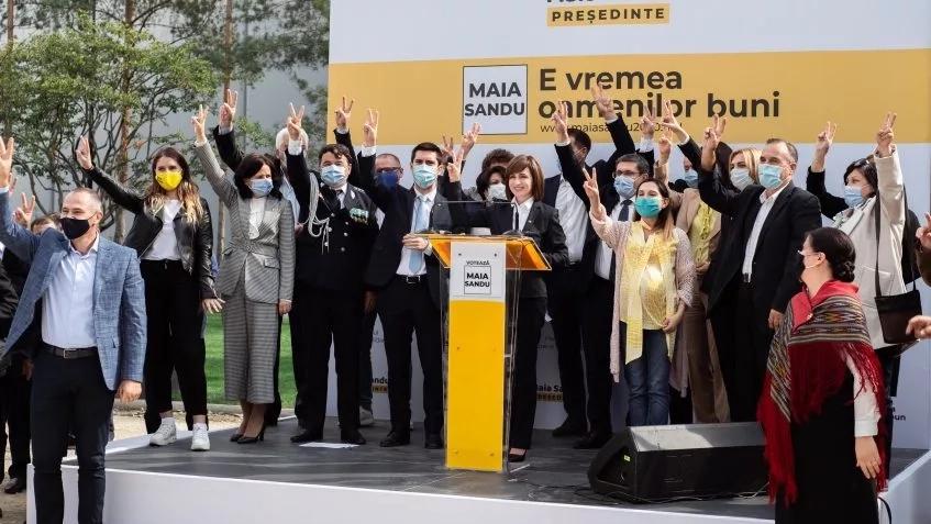 Programul electoral al Maiei Sandu din 2020