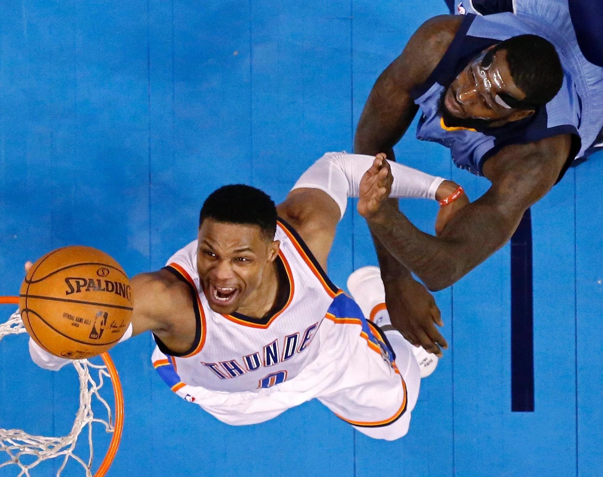 Five Best Basketball Games