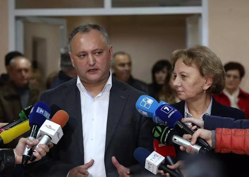 Zinaida Greceanîi este președinte interimar al Partidului Socialiștilor din Republica Moldova