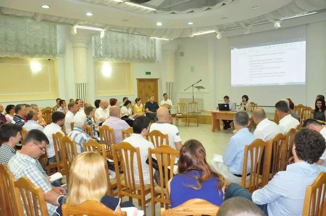 Prima ședință a Consiliului Politic Național al PAS