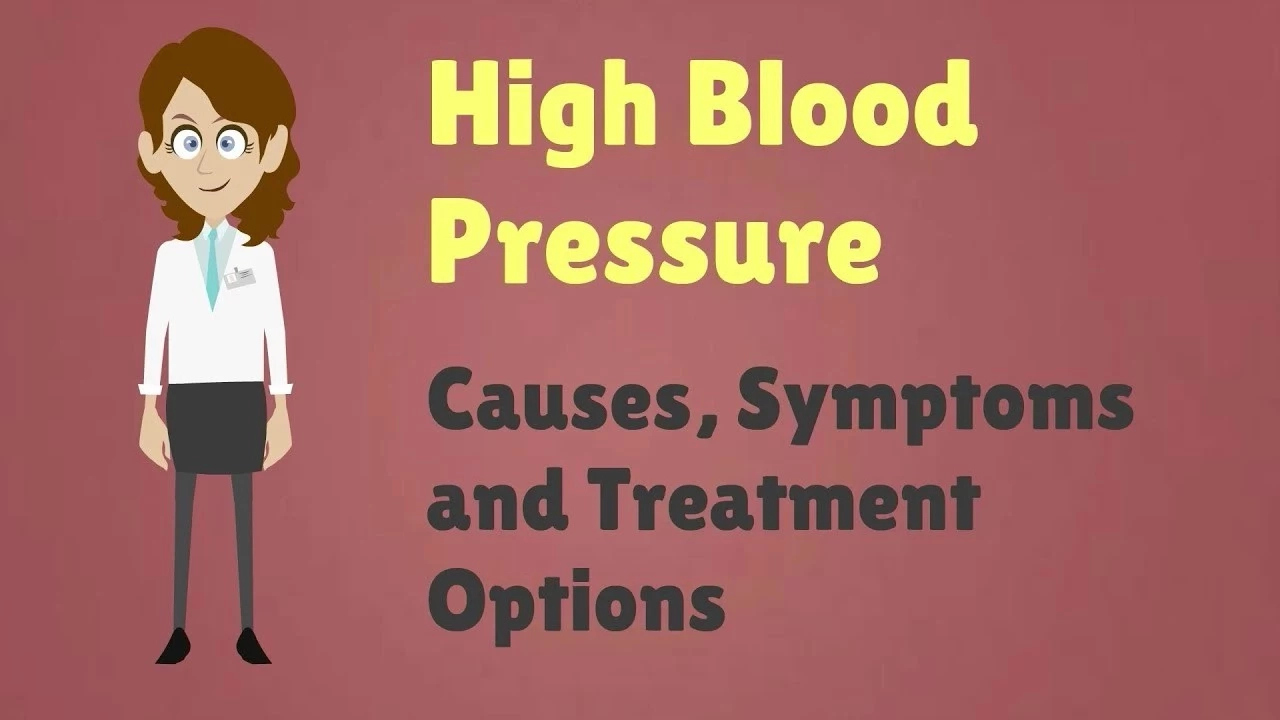 Causes of High Blood Pressure and Treatment