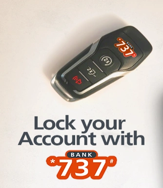 How to Lock Your GTBank Account with 737