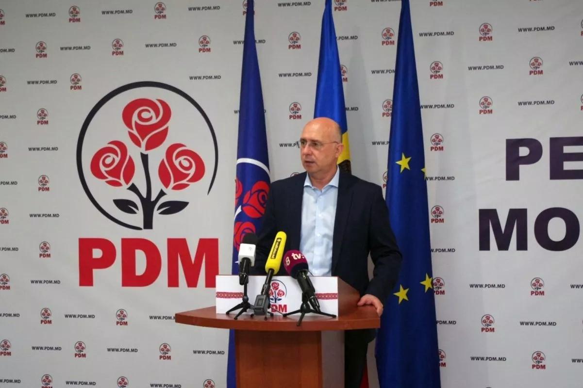 PDM lansează campania Altfel de politică
