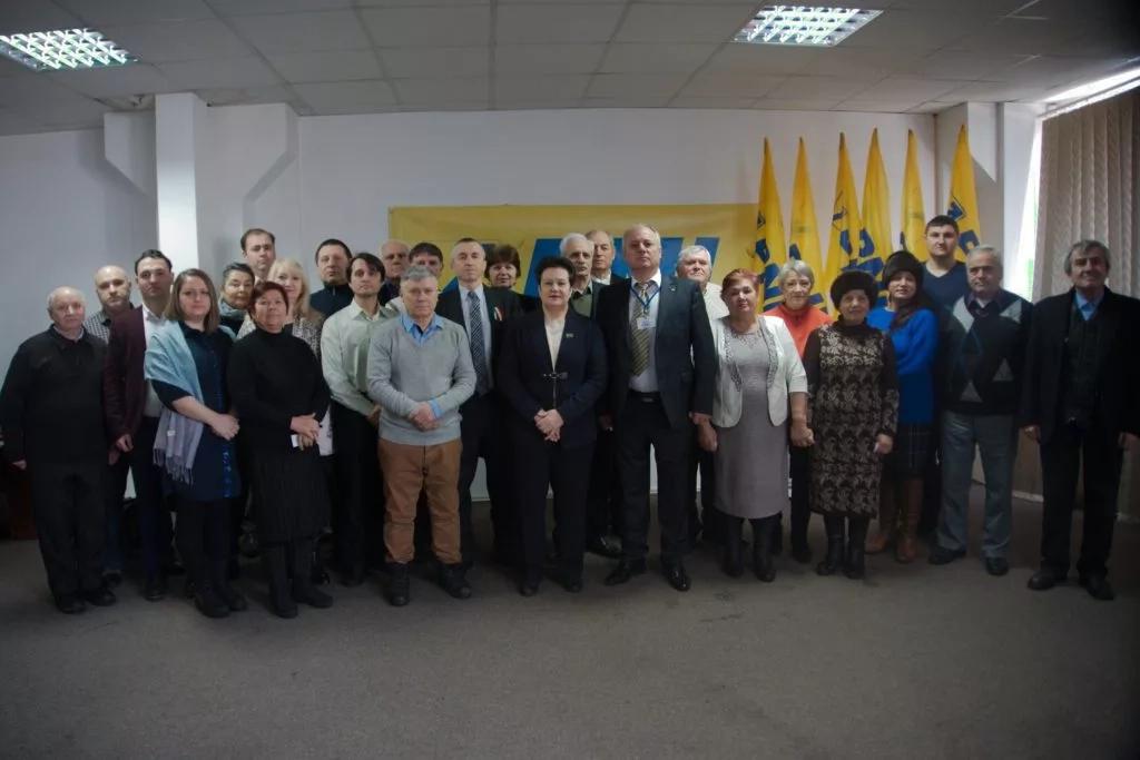 """Lansarea Platformei electorale """"UNIREA, nu AGONIA"""""""