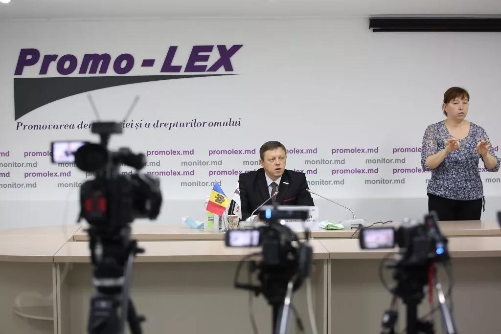 Promo-LEX bate alarma în cazul defavorizării Violetei Ivanov în scrutinul prezidențial