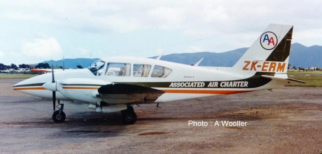 History of Associated Aviation
