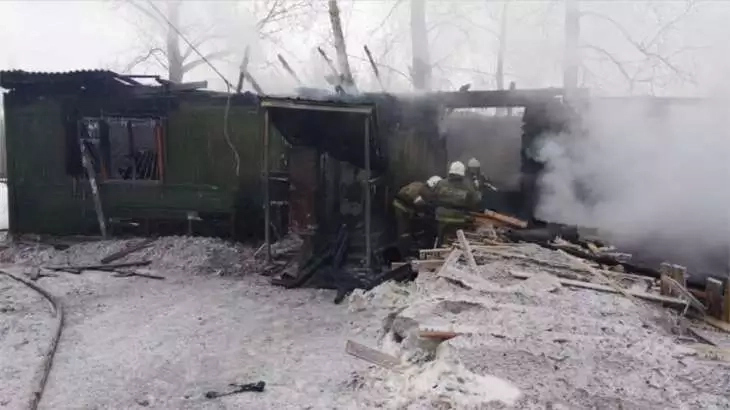Russia: Fire Kills 11 Plant Workers in a Siberian village in Tomsk