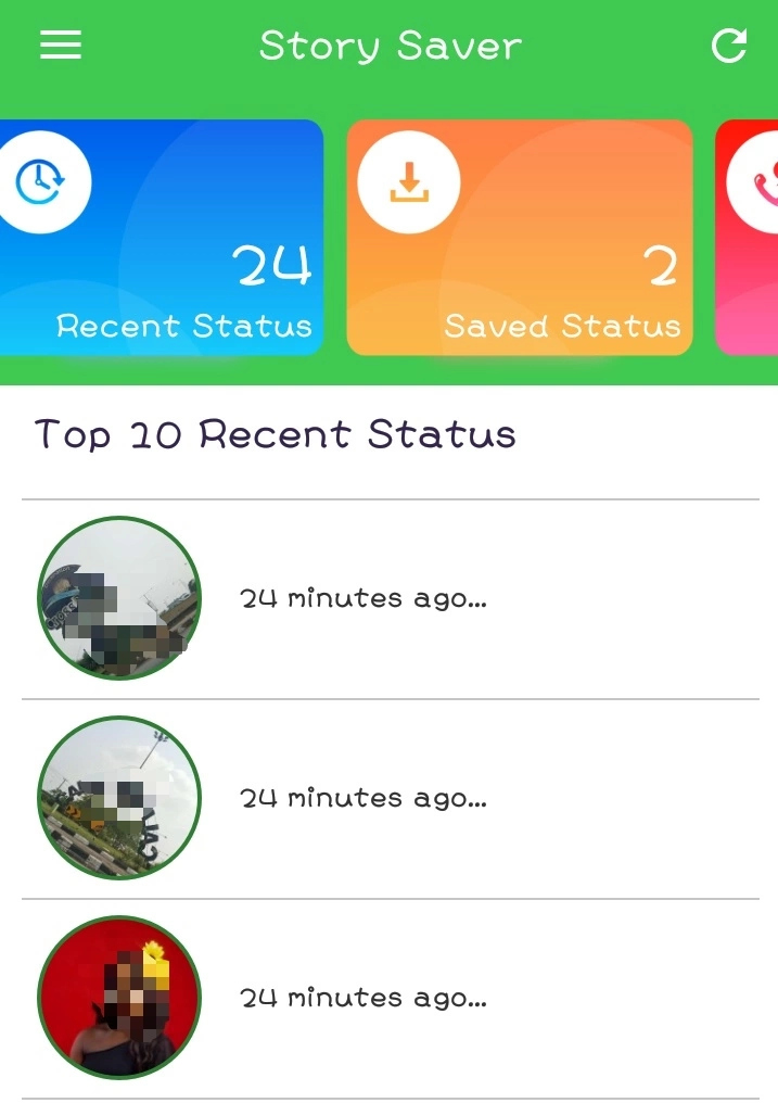How to save Whatsapp status video to your phone gallery