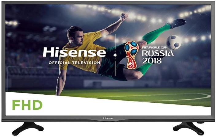 Hisense 40H3080E 40-Inch 1080p LED TV 2018