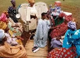 The Yoruba Traditional Marriage