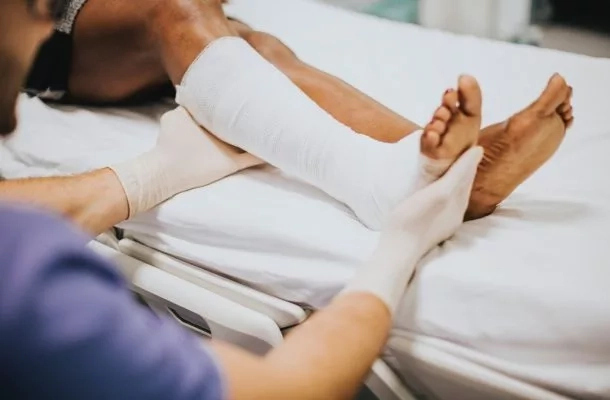 What to do after an accident at work