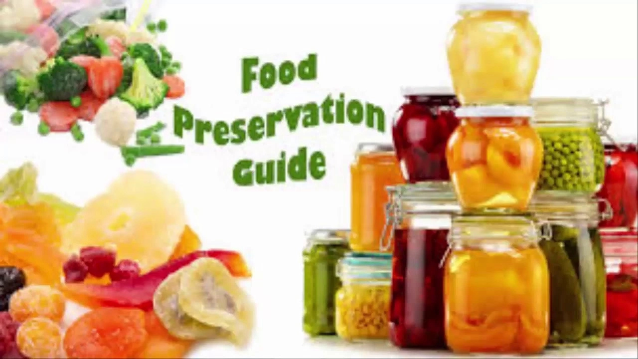 Practical Steps to Food Preservation