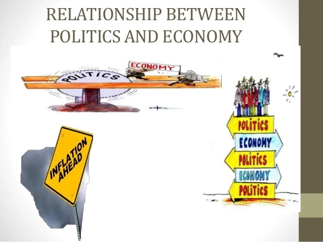 Relationship Between Politics and Economy