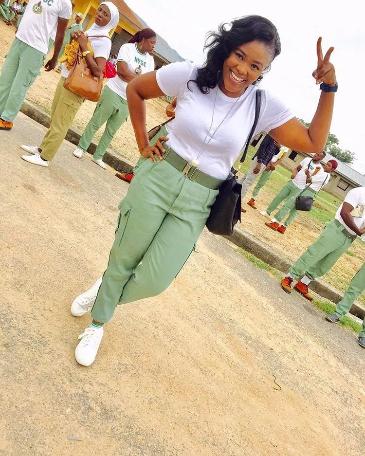 smngoz1ossk07gfgm8.e8538b58 - NYSC Most beautiful , Sexy , Dope , Frosh and Delicious Female Corps Members