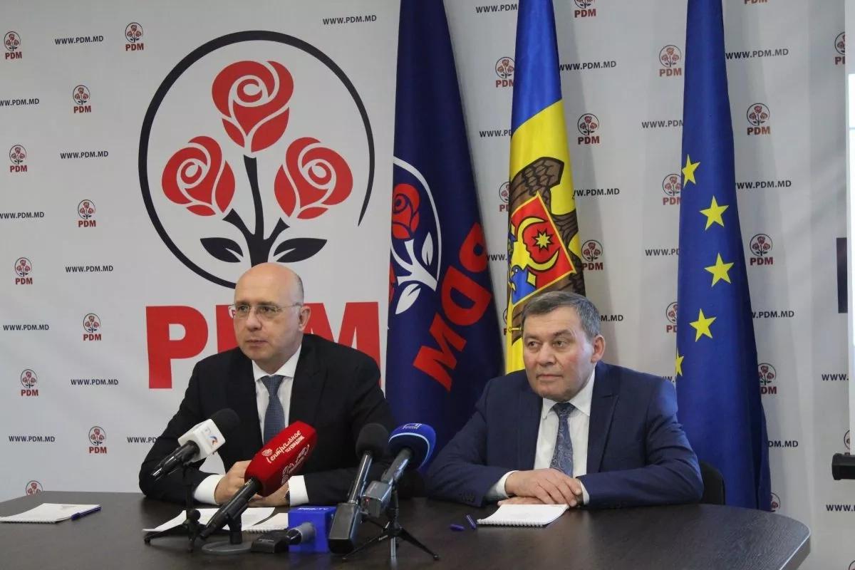 Ion Mereuță, candidatul PDM pentru Hîncești