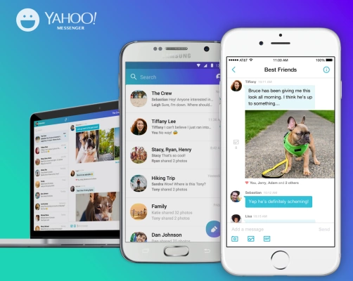 Yahoo messenger is shutting down this July (RIP 1998-2018)