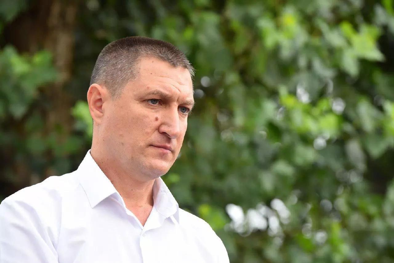 Oleg Cuciuc a fost înaintat în calitate de candidat al PSRM pe circumscripția electorală Căușeni