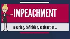 Impeachment Process in Nigerian Constitution