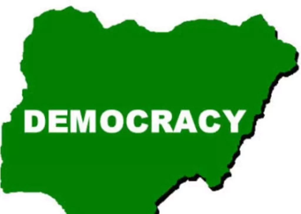 Problems of Democracy in Nigeria