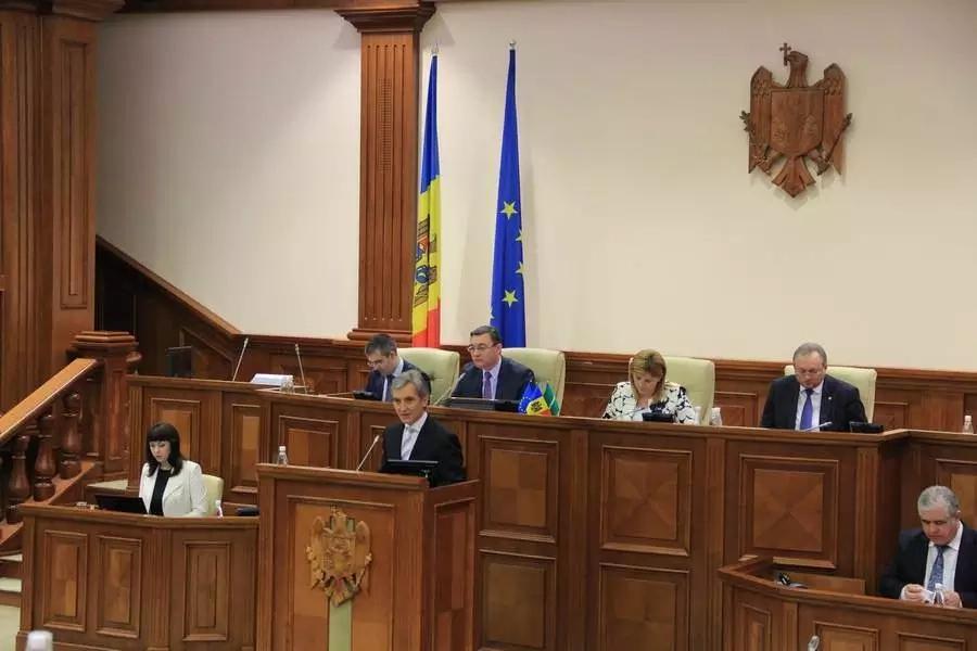 Discursul Prim-ministrului Iurie Leancă privind asumarea răspunderii Guvernului din 22 iulie 2014