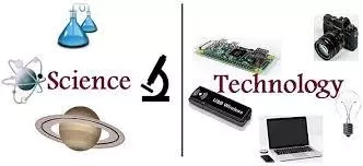 Relationships Between Science And Technology