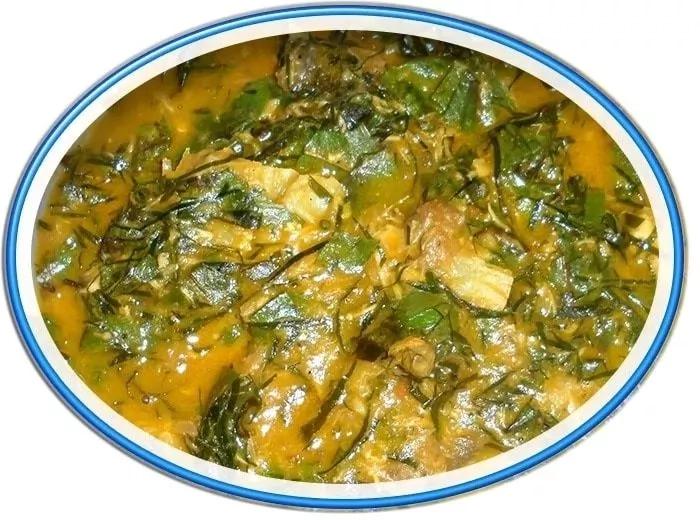 How to Prepare Nigerian Oha soup