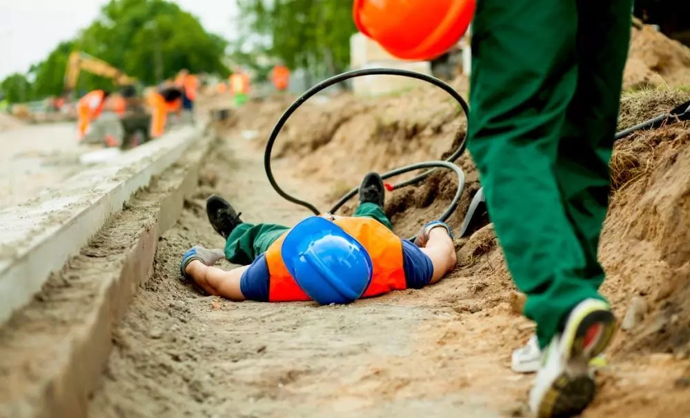 Work accident - Types, Causes & Prevention