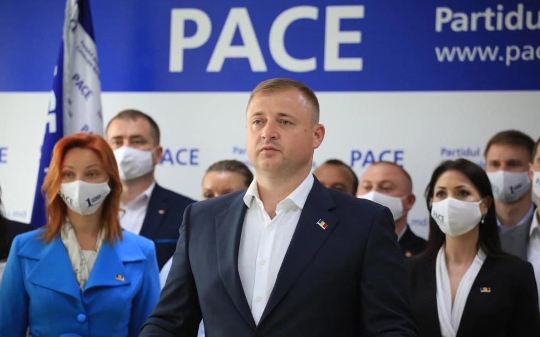 PACE îl propune pe colonelul Mihail Ciubaciuc pentru funcția de ministru al afacerilor interne