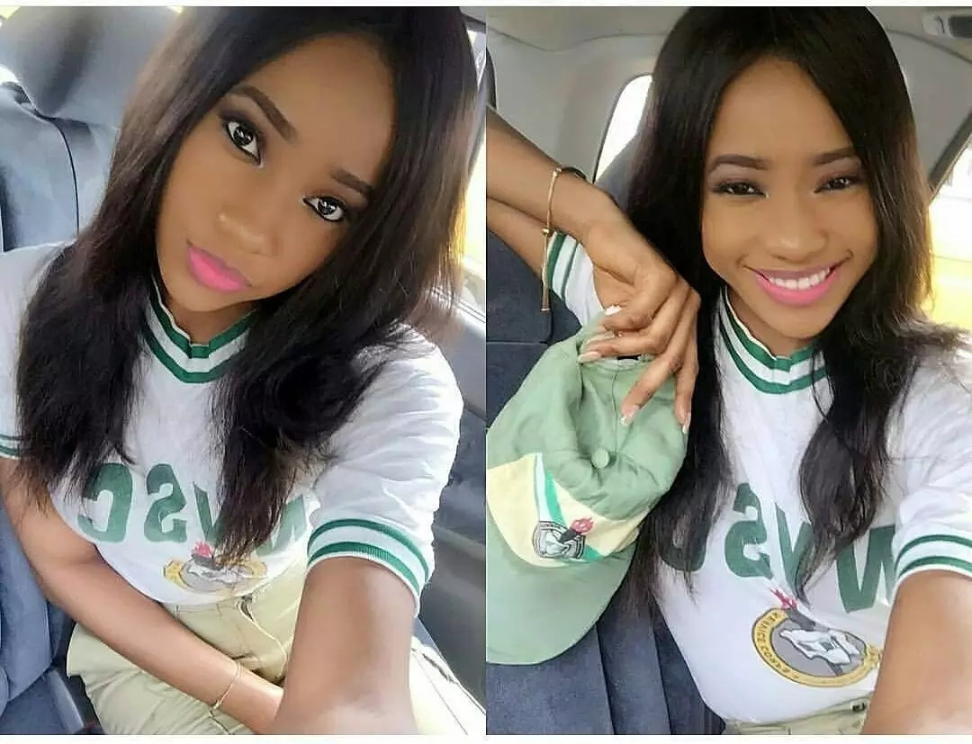 smngoz28ajjfusk4s.9fddc1a6 - NYSC Most beautiful , Sexy , Dope , Frosh and Delicious Female Corps Members