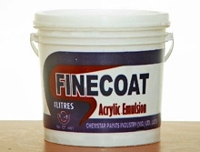 Fine Coat Paint in Nigeria