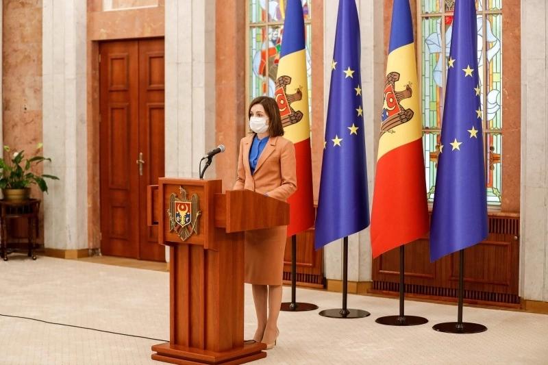 Declarațiile Președintelui Republicii Moldova, Maia Sandu, în legătură cu semnarea Decretului de dizolvare a Parlamentului