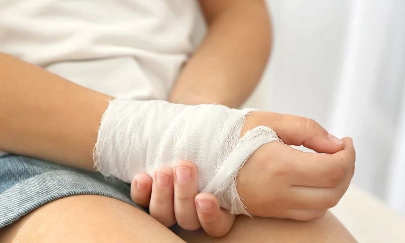 What is injury; Classification & types of injuries