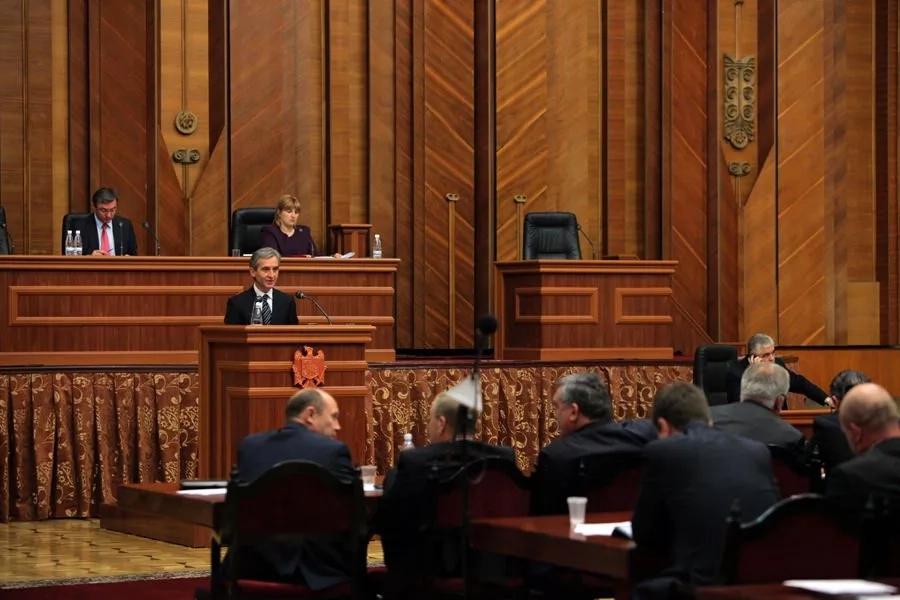 Discursul Primului Ministru desemnat, Iurie Leancă, cu ocazia prezentării Programului de Guvernare