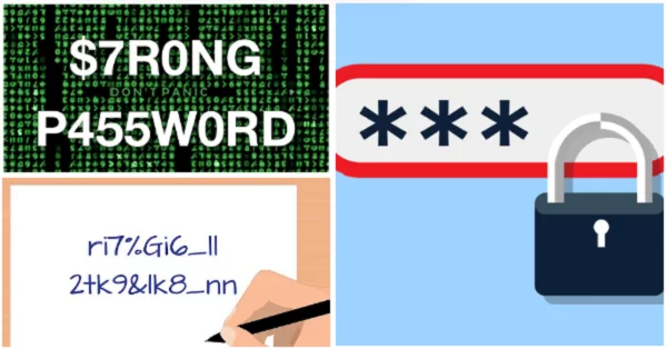 Tips to creating a strong but easy to remember passwords