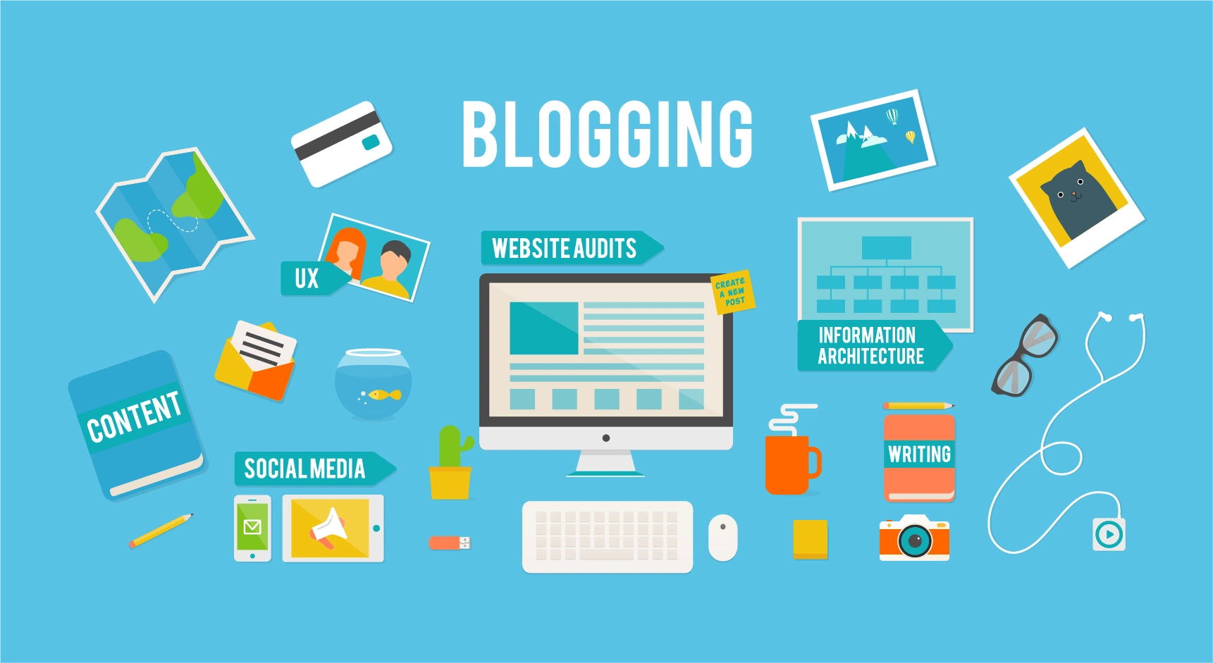 Blogging Made for Beginners