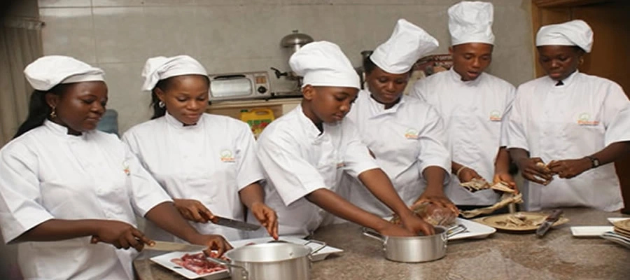 How to Start A Catering School In Nigeria