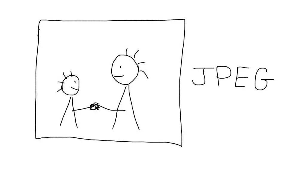 JPG формат