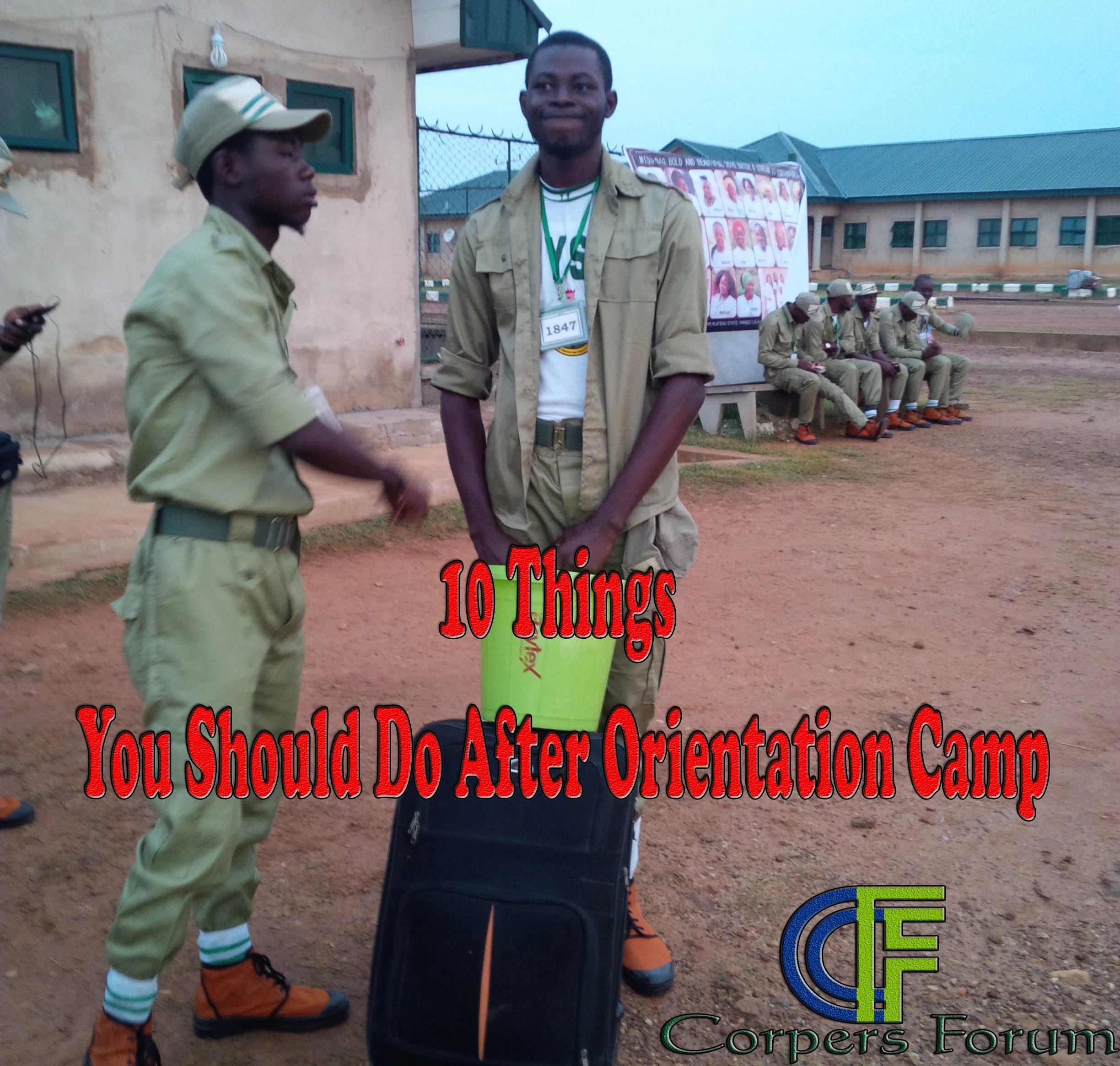 NYSC relocation and Redeployment