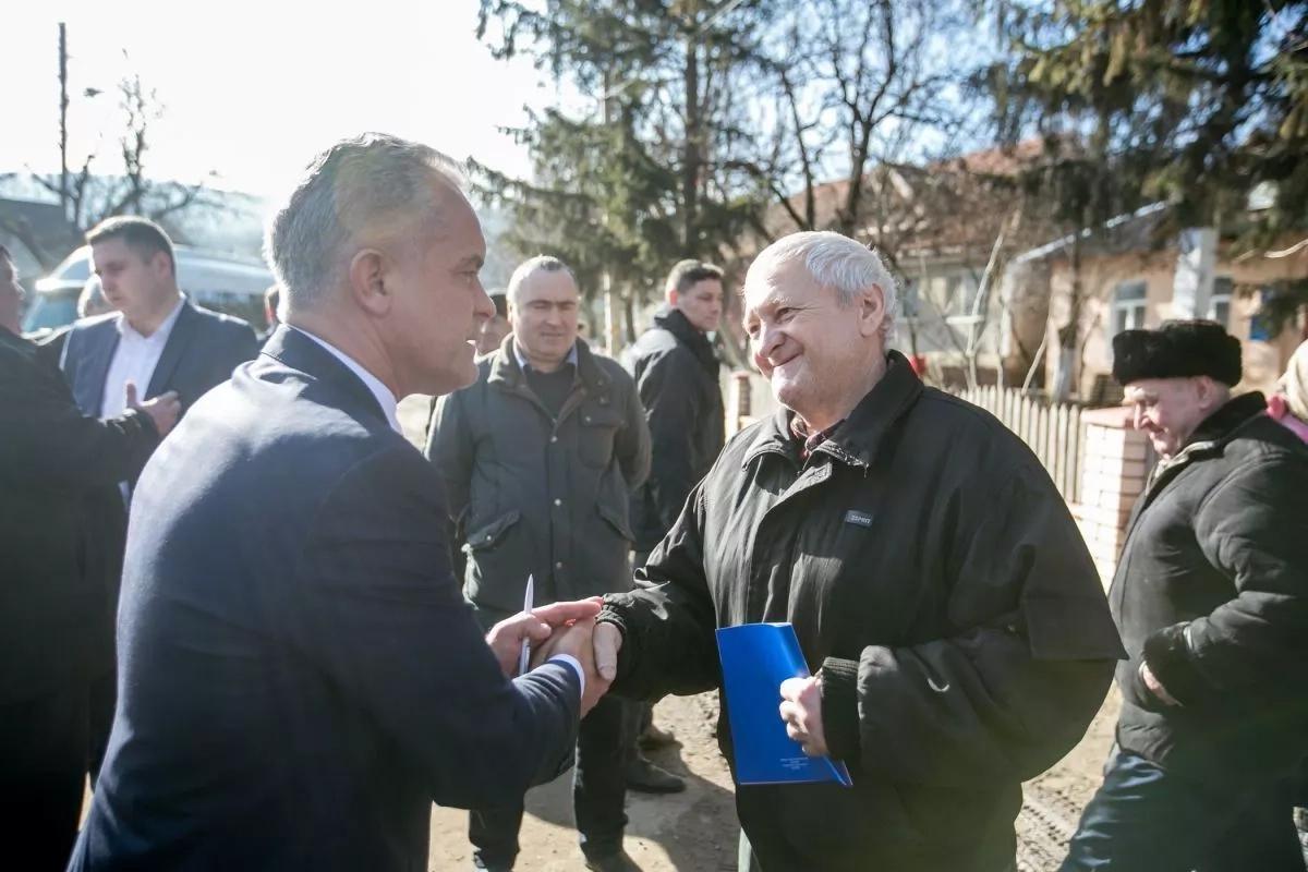Vlad Plahotniuc: O țară puternică are la bază sate dezvoltate