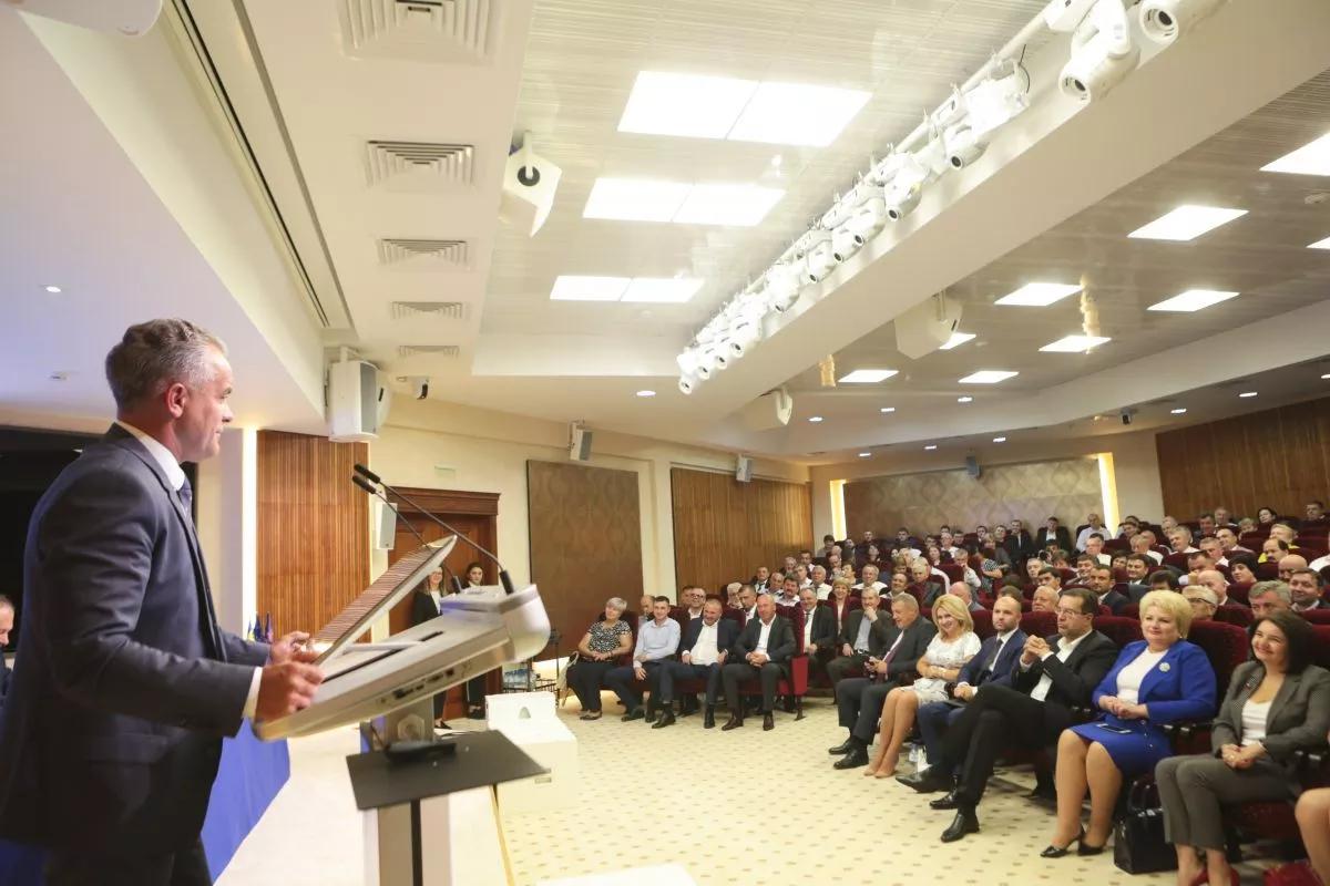 PDM a decis să se poziționeze pe scena politică în funcție de ceea ce așteaptă astăzi cetățenii Republicii Moldova de la un partid politic