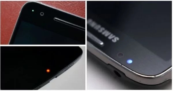 phones with led notification light