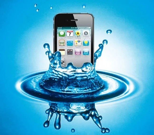 What To Do If Your Phone Falls Inside Water