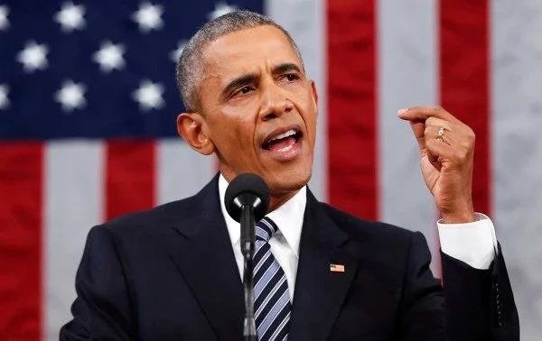 Барак Обама судтағы бийлер қурамынан шетлетилди