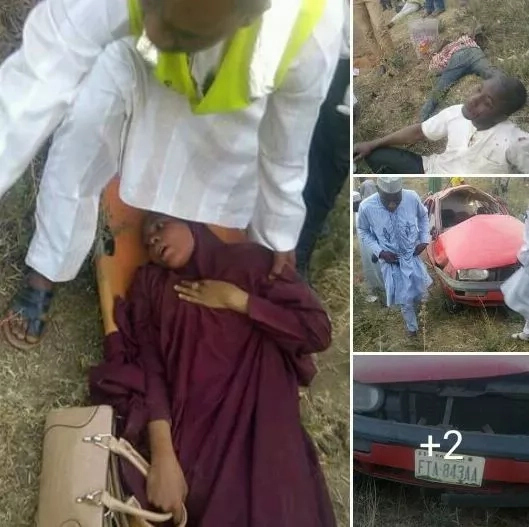 Passengers Travelling To Kaduna Involved In Accident, Some Dead (Graphic Pics) :(