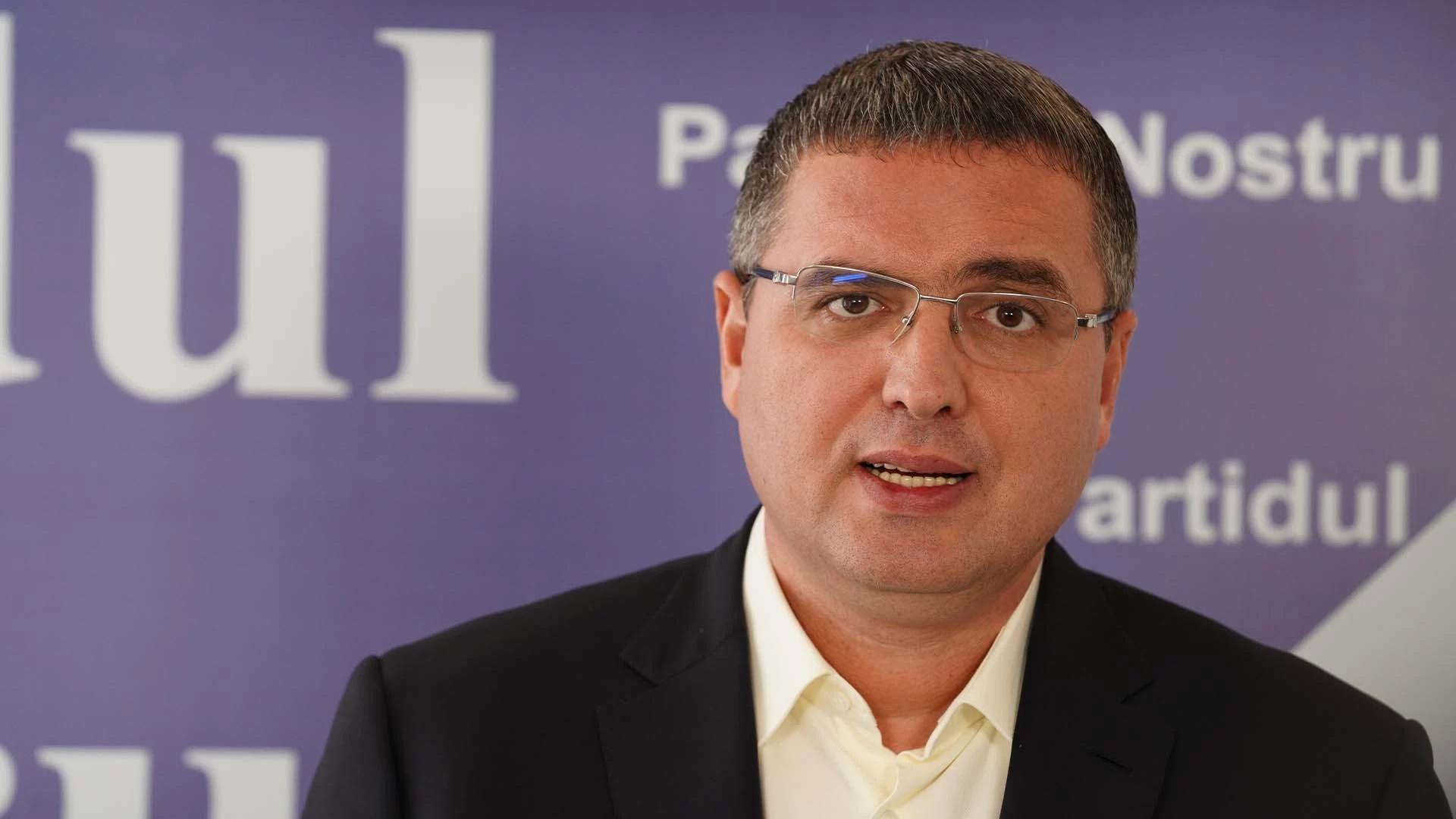 Candidatul Partidului Nostru la alegerile prezidențiale, Renato Usatîi