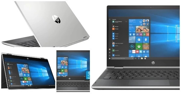 HP launches new laptop pavilion X 360 — Check amazing features